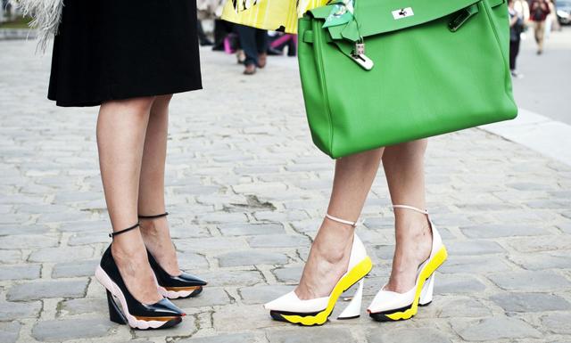 14 saker alla vi som älskar skor bara förstår