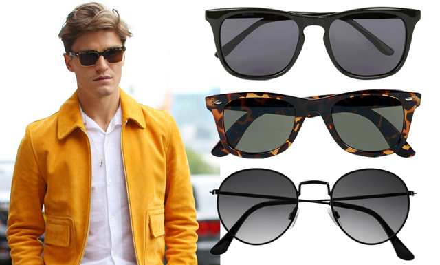 8 snygga solglasögon i butik just nu – under 500 kr