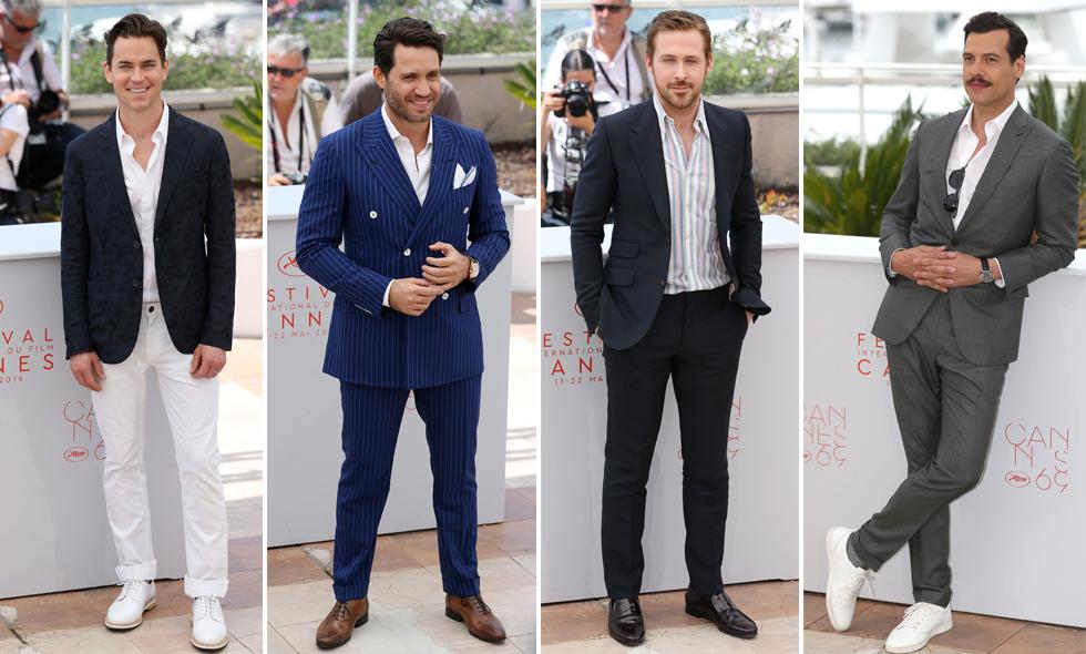 Bäst klädda männen på filmfestivalen i Cannes 2016