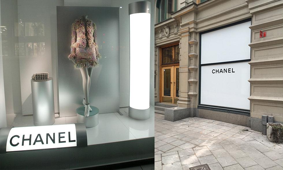 Da oppnar Chanel i Stockholm