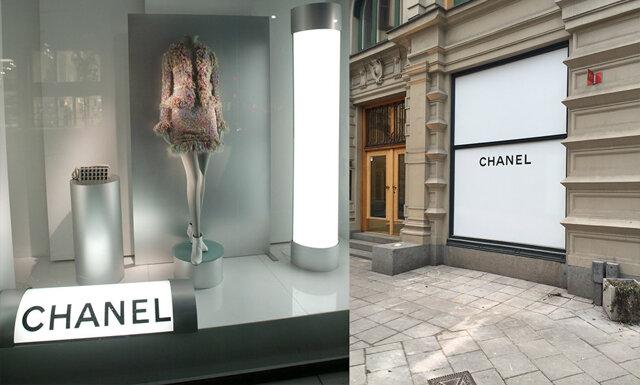 Det HÄR datumet öppnar Chanel sin exklusiva butik i Stockholm