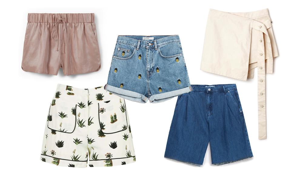 13 snygga shorts vi vill möta sommaren i