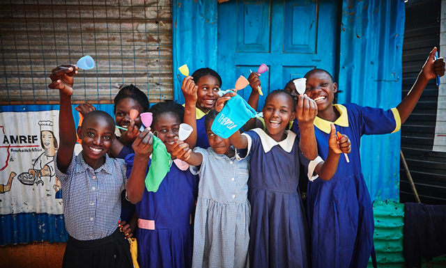 Menskoppen och systerskapet som förändrar världen