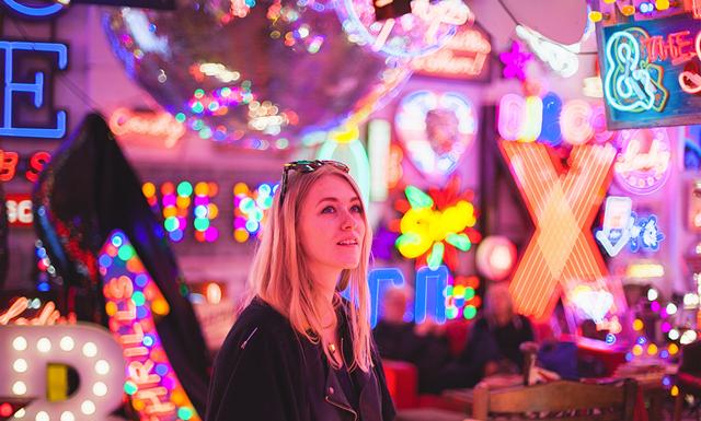 Linn Wiberg ger sina bästa tips på hur du kan leva billigt i London