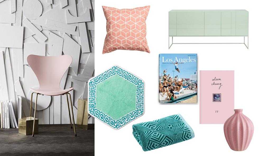 Inred med drömmig pastell – 12 köp som fixar stilen
