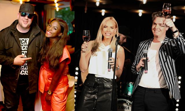 Spana in alla mingelbilder från Metro Modes stora 6-års fest