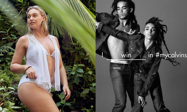 Vårens modekampanjer bjöd inte på mycket mångfald