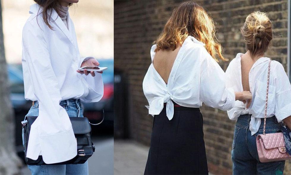Så stylar du din skjorta på 8 nya sätt
