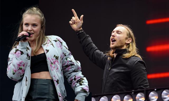 Tjuvlyssna på EM-låten av David Guetta och Zara Larsson här!