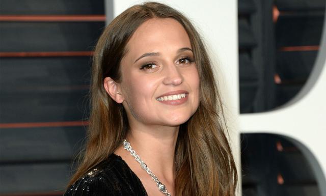 Alicia Vikander startar produktionsbolag för att främja kvinnor i filmbranschen
