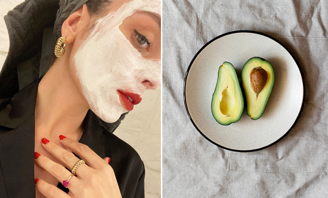 4 skönhetsprodukter du kan byta ut mot avokado