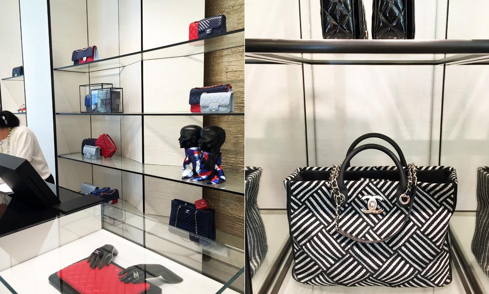 Nu har Chanel-butiken öppnat i Stockholm – här kan du spana in utbudet 2016