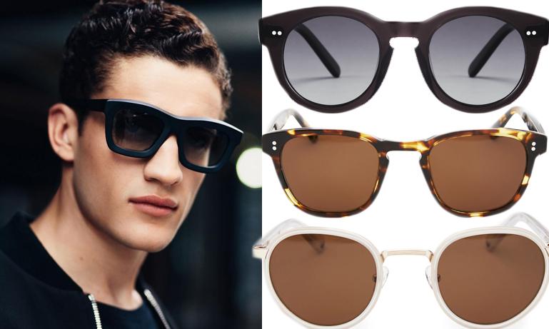 12 snygga solglasögon för män sommaren 2017