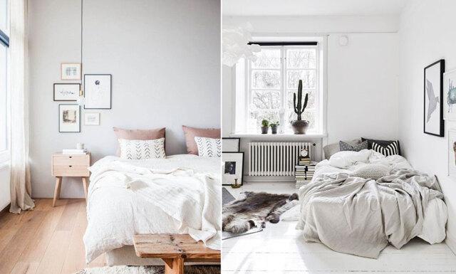 10 saker du MÅSTE ha i ditt sovrum