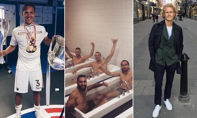 9 fotbollsproffs från EM-landslaget att följa på Instagram