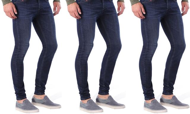 Senaste modetrenden (enligt Johan Hurtig): Penissprängartighta jeans