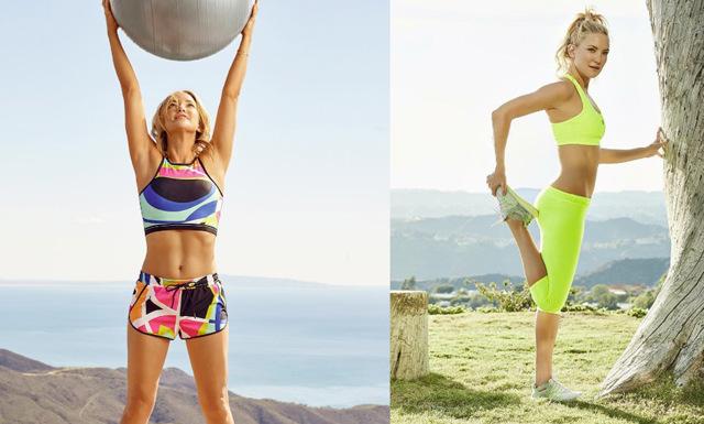 Pilatesövningarna bakom Kate Hudsons starka kropp – gör dem enkelt hemma!