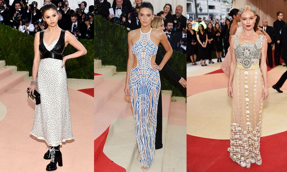De 21 snyggaste klänningarna från Met-galan 2016