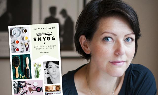Bokaktuella Hannah Sjöström:
