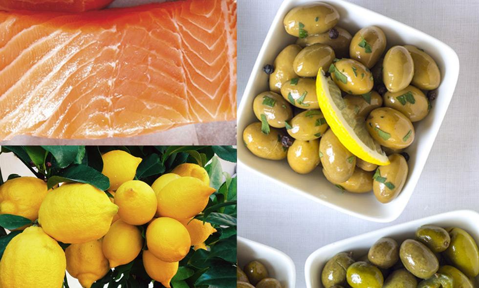 10 nyttiga basvaror alla som vill äta hälsosamt borde ha i sitt kylskåp och frys