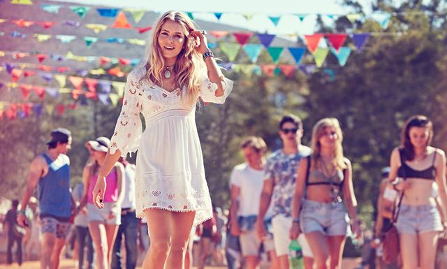 Festival i sommar? Missa inte denna galet fina kollektion