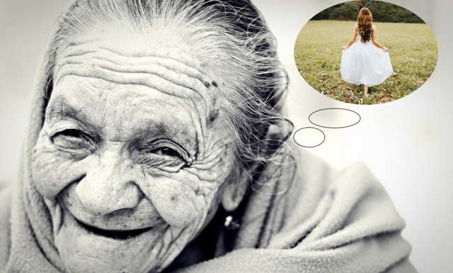Ny forskning visar att de som känner sig yngre – även lever längre