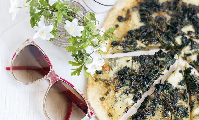 6 smarriga recept med ingredienser du kan plocka från din bakgård