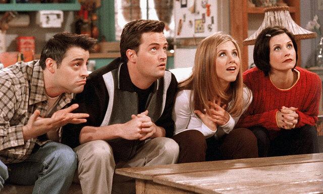 30 oväntade saker du inte visste om Vänner