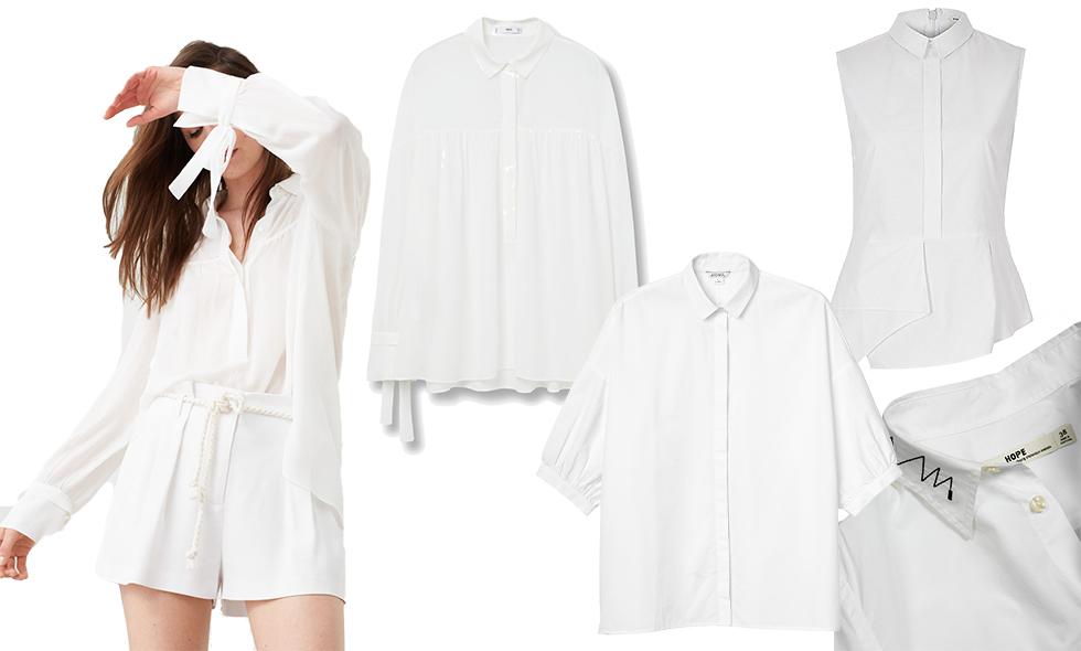 Pamela Bellafesta listar 23 vita skjortor vi vill bära sommaren 2016
