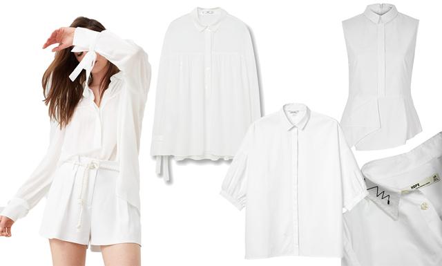 Pamela Bellafesta tipsar om 23 varianter av den vita skjortan