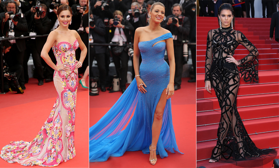 15 snyggaste klänningarna från Cannes filmfestival 2016