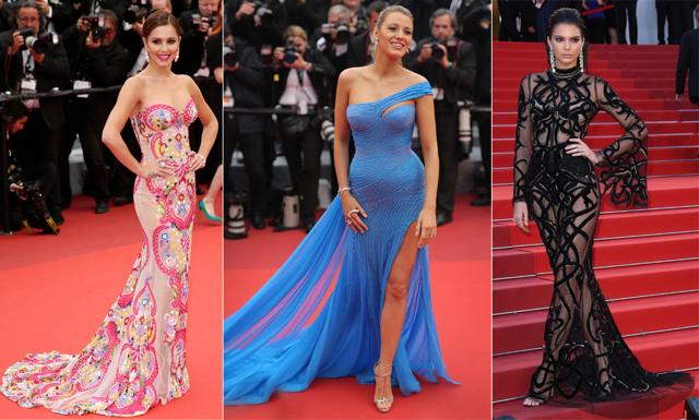 15 snyggaste klänningarna från Cannes filmfestival