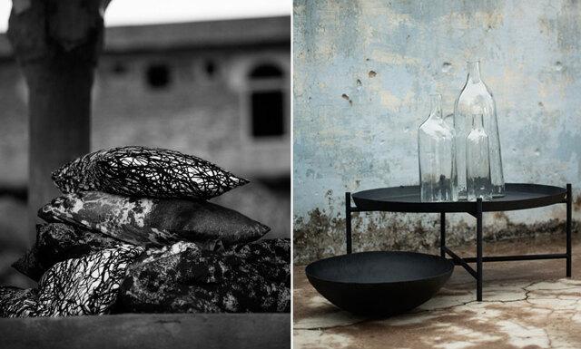 Se det första bilderna från Ikeas kollektion Svärtan
