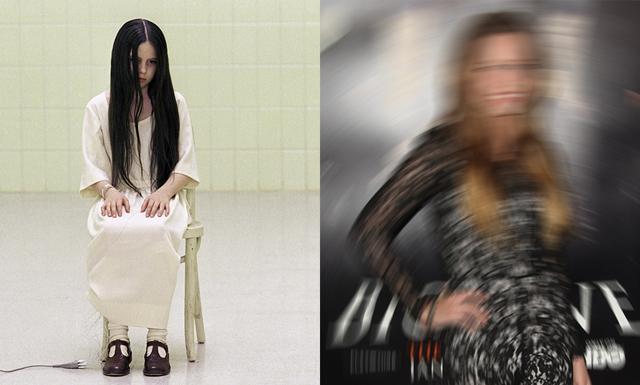 Så ser den läskiga tjejen från The Ring ut nu