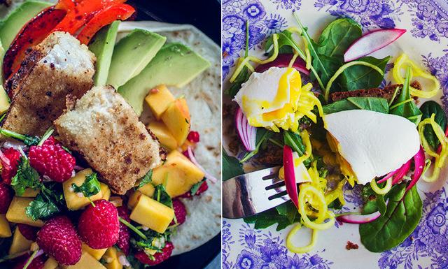 Middagstips: Hälsoprofilernas veckomatsedel med goda och nyttiga recept
