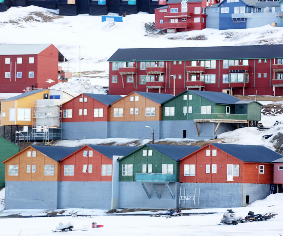 Longyearbyen-svalbard
