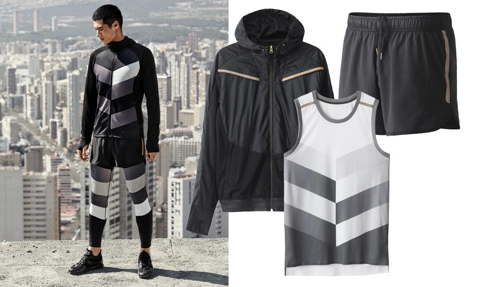 De 5 bästa köpen från H&M:s nya snygga sportkollektion