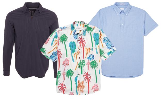 Martin Hansson tipsar om sommarens 15 snyggaste skjortor