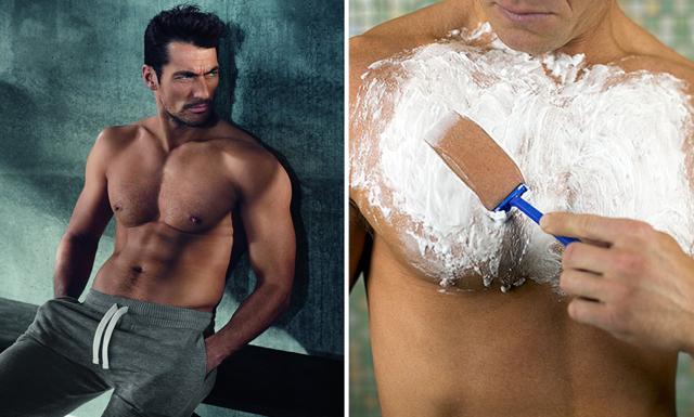 Därför bör du INTE raka dig med en rakhyvel