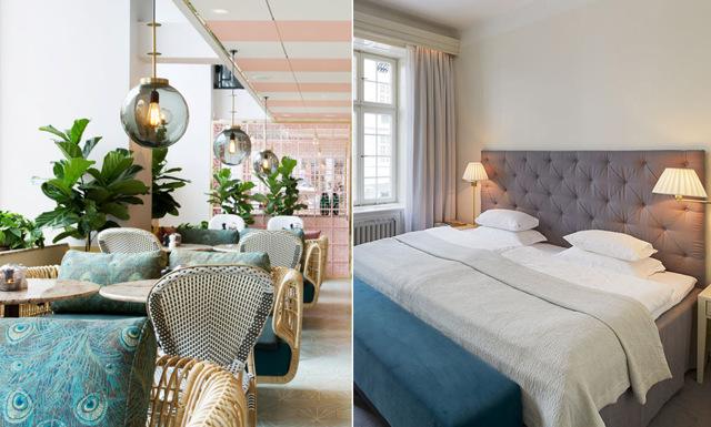 Design, budget och lyx – våra 8 hotellfavoriter i Stockholm