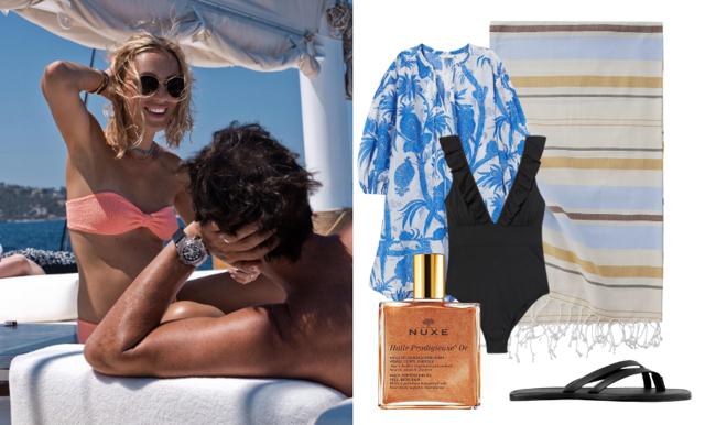 Dags att packa strandväskan – 10 plagg du inte vill vara utan