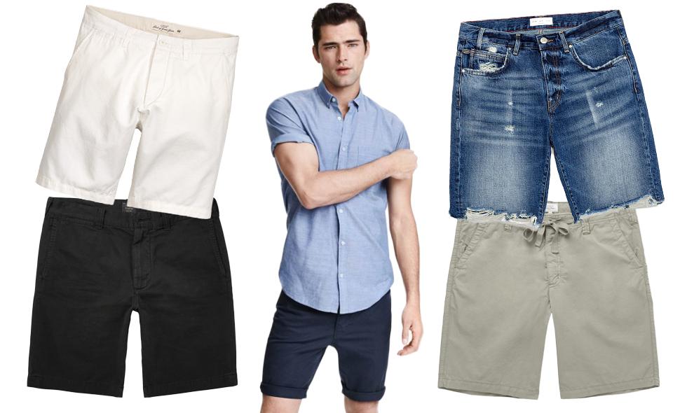 Mest stil för minst pengar – 10 snygga shorts för herrar 2016