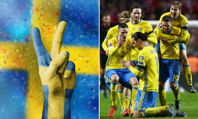 Två dagar kvar till EM – svenskarna är fotbollstokigast i Europa