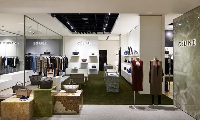 På den här adressen öppnar Céline butik – i Stockholm