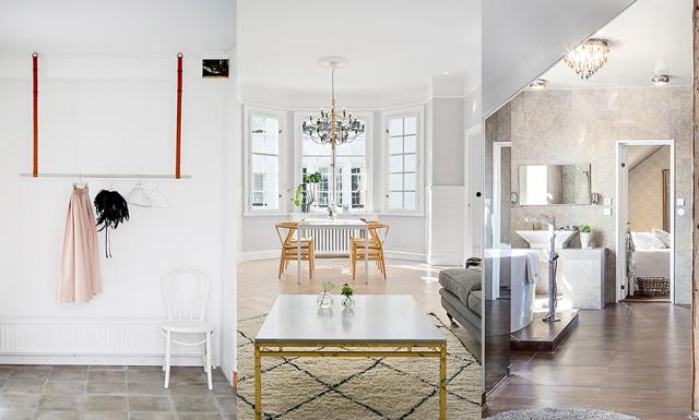 Sköna hem – 3 finaste hemmen till försäljning just nu