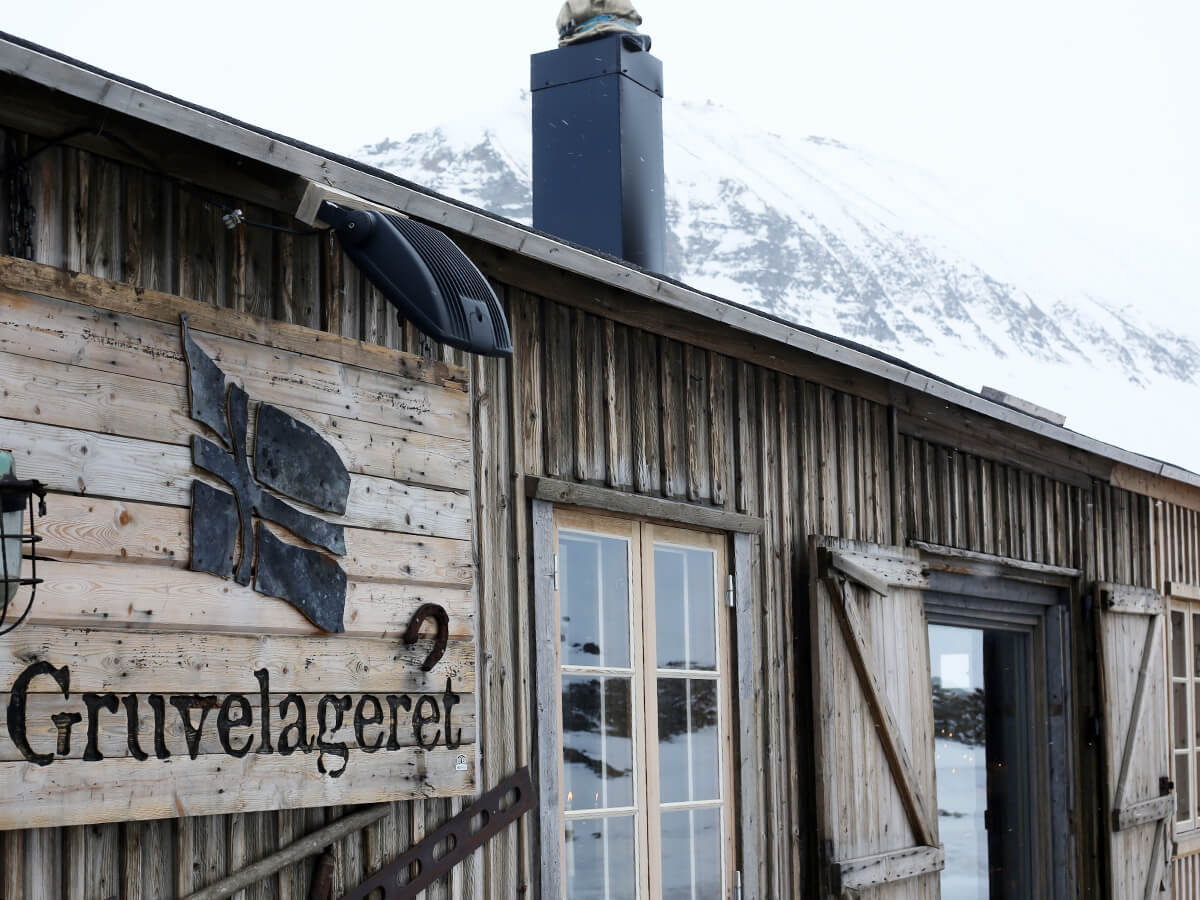 Gruvelagret-longyearbyen