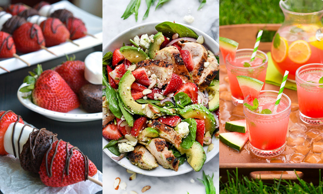 Bästa maten att ta med dig på picknicken -7 enkla och goda recept