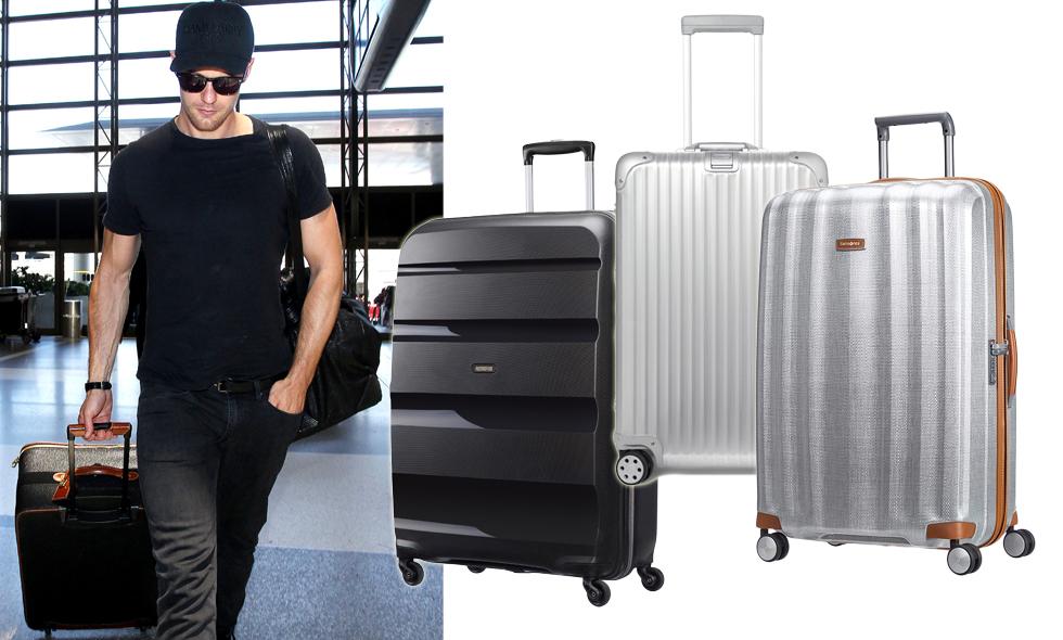 8 snygga resväskor i olika storlek och prisklasser