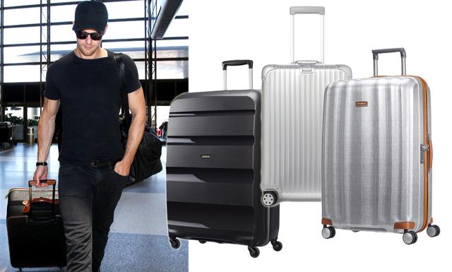Res med stil i sommar – 8 praktiska och snygga resväskor