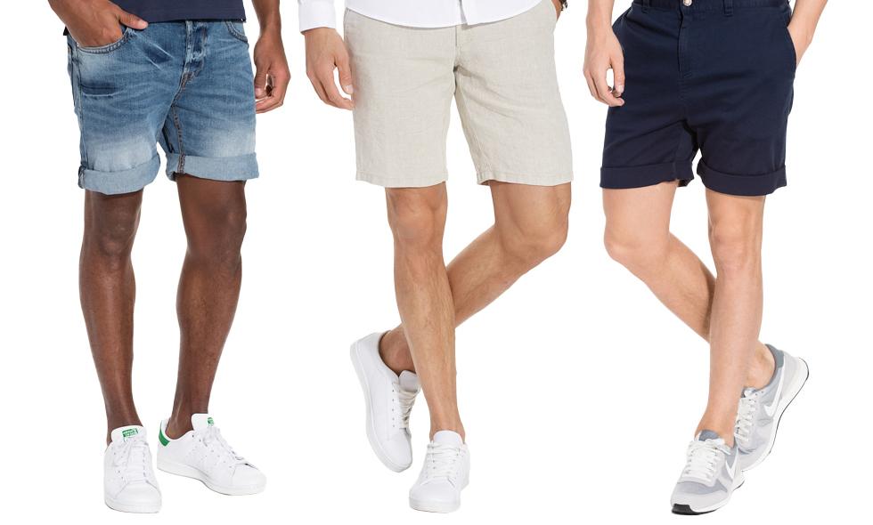 Snyggaste shortsen för herrar 2016